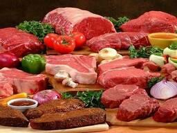 Разделка свиная, субпродукты, сало от 1-й тонны.
