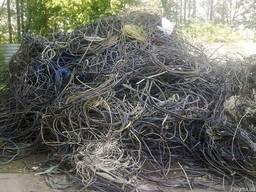 Куплю на постоянной основе дорого Кабель алюминиевый, лом кабеля алюминиевого, отходы кабе