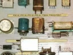 Куплю неликвиди радиокомпонентов:рес, кне, рен33, 34. разьэми,