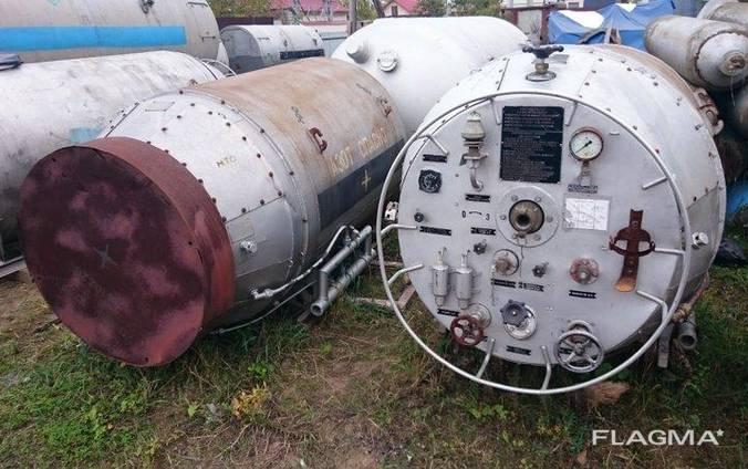 Куплю оборудование для хранения и газификации кислорода