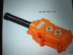 Куплю Оптом Пост тельферный 2-кнопочный COB61, АСКО 20шт
