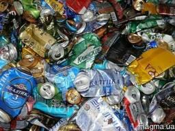Куплю отходы алюминиевой баночки