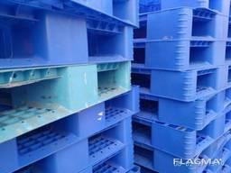Куплю пластиковую тару: ведра, ящики, дорожн. блоки, поддоны