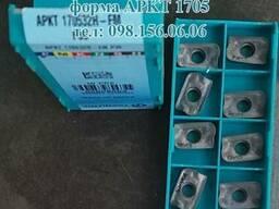 Куплю пластину APKT 170532R-EM или APKT 1705 PER-EM