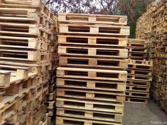 Куплю по высоким ценам деревянные поддоны б/у