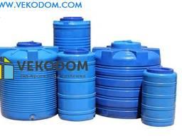 Производство изготовление пластиковых емкостей для запаса