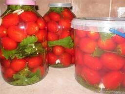 Куплю помидорчики домашние для домашнего засола