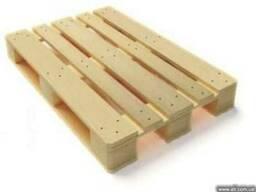 Поддоны деревянные 1200х1200