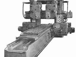 Куплю продольно-фрезерный станок размер стола 4500х1200х1000мм