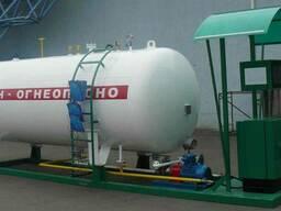 Куплю пропан-бутан станция, LPG модуль, газобъемом 10 куб. м