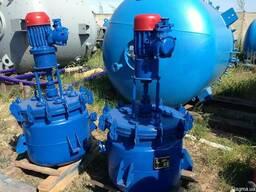 Куплю реактор эмалированный 160 литров. 50 литров. Куплю.