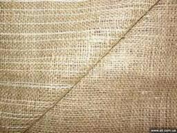 Куплю ткань мешковина джутовая, мешковина джутово-пеньковая