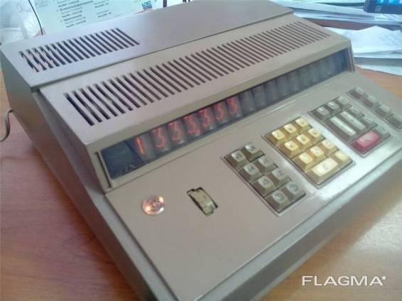 Куплю в любых количетсвах Калькуляторы ИСКРА 110, 111M, 122 б/у или не рабочие