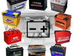 Куплю відпрацьовані акумулятори
