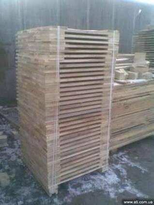 Куплю заготовку деревянную для поддонов и сами поддоны б/у