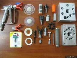 Куплю запчасти окрасочного оборудования Финиш-207, Финиш-211