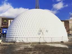 Купольное пневмокаркасное сооружение