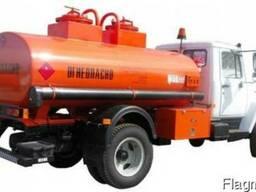 Курси підготовки водіїв, які перевозять небезпечні вантажі