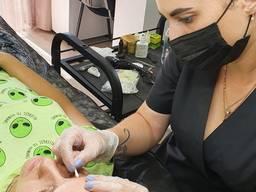 Курсы индивидуальные Перманентный макияж бровей, губ, век Николаев