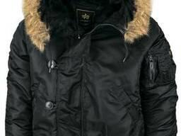 Куртка аляска N2-B Alpha Industries, USA