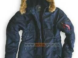 Куртка Аляска N3-B Parka Alpha Industries, USA