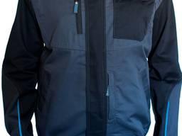 Куртка ARDON серо-черная