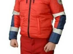 Куртка болоньевая, куртка медицинская мужская