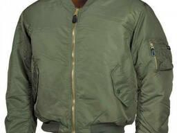 Куртка бомбер MFH олива