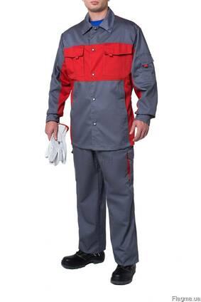 Куртка чоловіча Інтер, робочий одяг