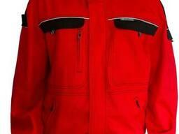 Костюм рабочий ARDON Cool Trend красно-черная, куртка и брюки
