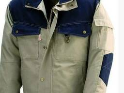 Куртка демисезонная, куртка рабочая, куртка для работника
