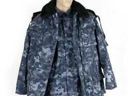 Куртка для охраны камуфляж город - продажа от 1 шт в наличи