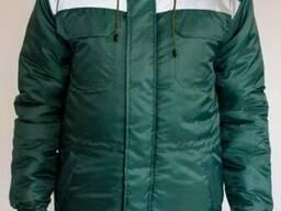 Куртка утепленная Эксперт