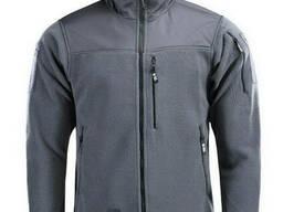 Куртка флисовая M-Tac Alpha Gen. 2 темно-серая