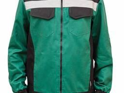 Куртка FREE WORK Алекс зеленый