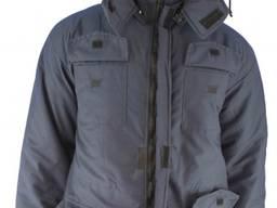 """Куртка """"Инженер"""" темно-синяя без манжетов"""