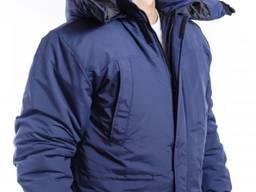 """Куртка """"Инженер"""" темно-синяя с манжетами"""