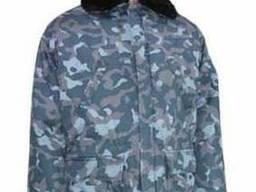 Куртка камуфлированная, рис. Город
