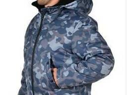 Куртка камуфлированная зимняя Аляска
