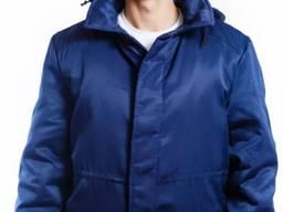 Куртка Контакт темно-синяя