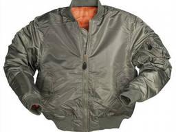 Куртка летная MA1 Mil-Tec олива