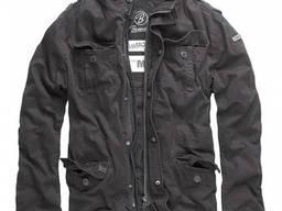 Куртка М65 Brandit Britannia черная