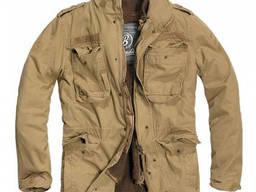 Куртка М65 Giant Brandit Vintage с подкладкой койот