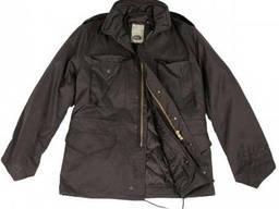 Куртка М65 Mil-Tec с подстежкой черная