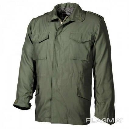 Куртка М65 со съемной подкладкой MFH олива