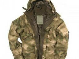 Куртка - мембрана с подстежкой A-TACS FG