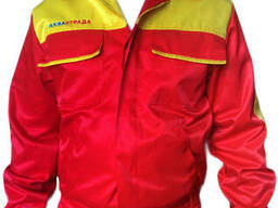 Куртка мужская для автосервиса