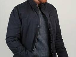 Куртка мужская теплая на меху №225