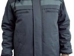 Куртка на кулиске утепленная