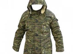 Куртка на овчине НАТО Грузия